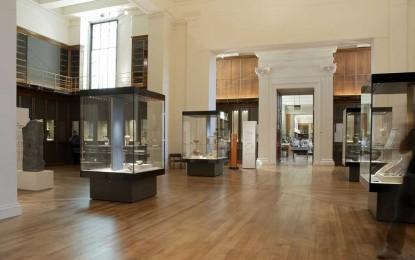 British Museum's Room 2