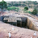 Lalibela, Ethiopa, Rock-Hewn Churches