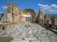 Prespa, Greece and Albania