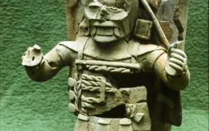 Lamanai, Belize: Collapse of the Maya