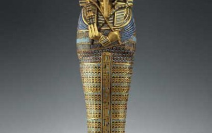 Tutankhamun on Tour, Return of the King