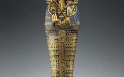 Tutankhamun on Tour, Return of the King