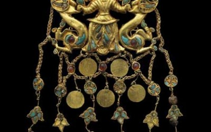 Afghan Gold, Treasures from the East