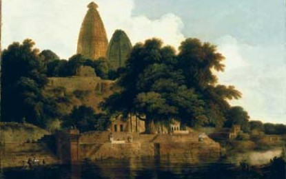 Royal Academy of Arts: Opulence and Anxiety, Landscape Paintings