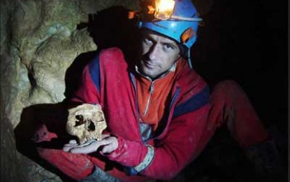 Oase Cave:The Discovery of Europe's Oldest Modern Humans