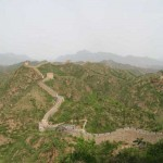 Real Wall of China