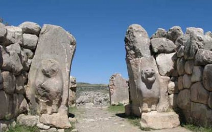 Excavations in Central Turkey