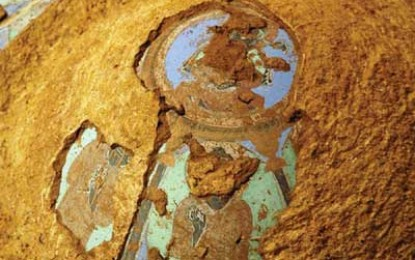 World's oldest use of oil paint found in Afghanistan