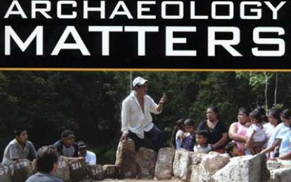 Archaeology Matters: Archaeology in the Modern World