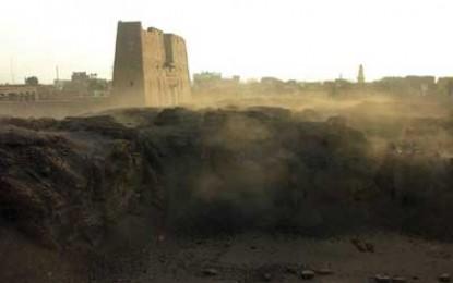 Early Egyptian silos