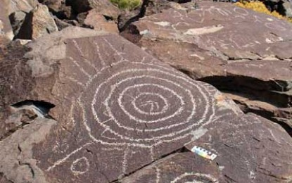 Petroglyphs, Petroforms and Pictographs`