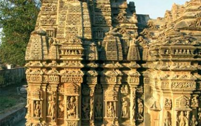 Temple Architecture of India, The
