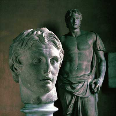 Second Royal Tomb of Vergina Reveals Alexander the Great, The