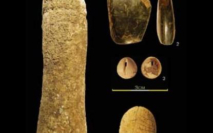 Neolithic Graves, Israel