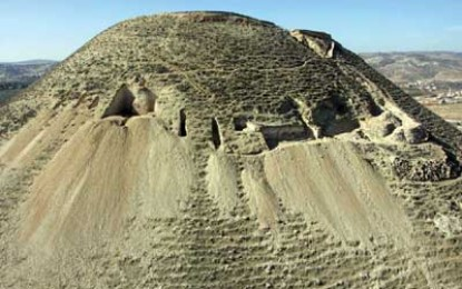 Herod's grave: found?