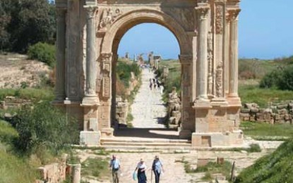 Lepcis Magna, Achaeological insights