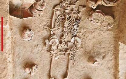 Thailand's Bronze Age Superburials