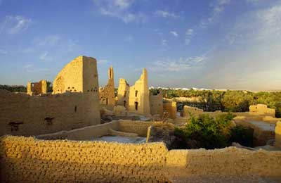 oasis town of Diriyah