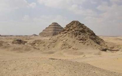 North Saqqara