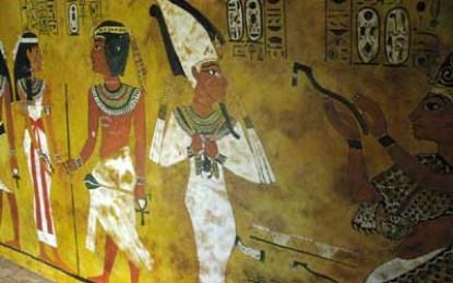Finding Tutankhamun