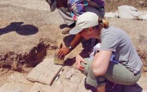 Tell Tayinat, Turkey: 'Dark Age' Temple