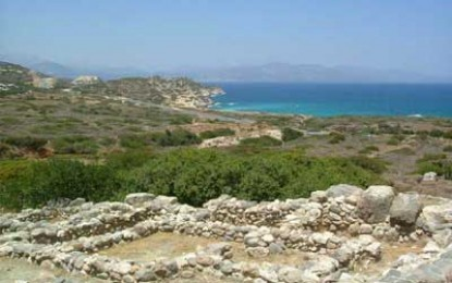Crete, the Island that Tipped