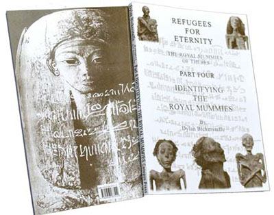 Refugees for Eternity, The Royal Mummies of Thebes: Part Four, Identifying the Royal Mummies
