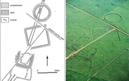 Amazonian Emire Found
