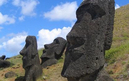 The secrets of Easter Island's fallen idols