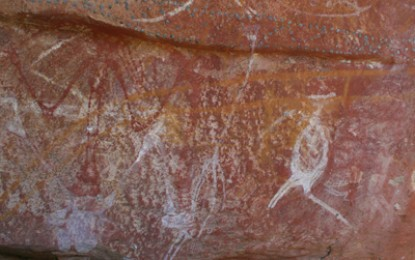 Australian rock art