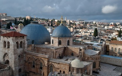 Holy Land In praise of crusader churches