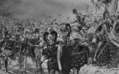 Greece: The battle of Marathon
