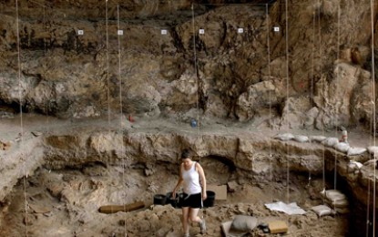 Feasting marks the start of the Neolithic