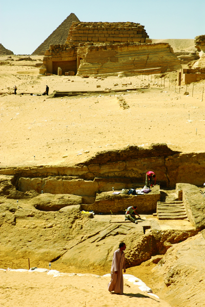 968 Egypt: Queen of the Desert