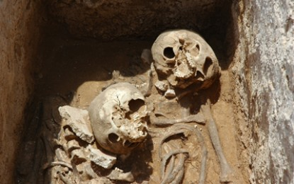 Sicily Byzantine banquets for the dead