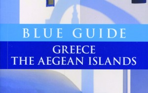 Blue Guide to the Aegean; McGilchrist's Greek Islands