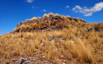 Inca ancestors' stones found in Andes