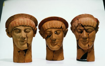 Preview The Ashmolean's forthcoming Macedonian exhibition