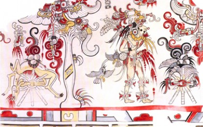 Early Maya 'Sistine Chapel'