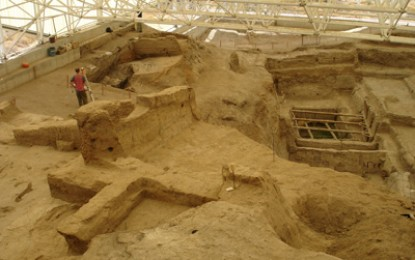 Turkey: Neolithic life at Çatalhöyük