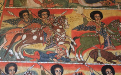 Ethiopia: Land of Angels