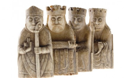 Iceland: Are the Lewis chessmen from Iceland?