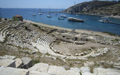 A postcard from Knidos