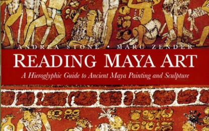 Book review: Reading Maya Art: A hieroglyphic guide to ancient Maya painting and sculpture