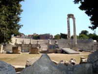 Travels to Arles