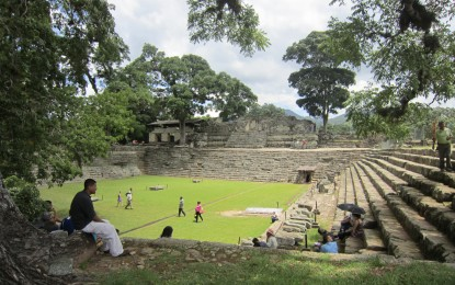 Travels to Copan