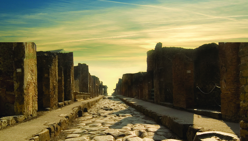 "pompeii essay titles A cambridge classics professor leads a fine tour of pompeii, turning  in britain,  the title is aptly ""pompeii: the life of a roman town""), this is a."