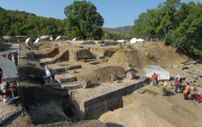 Aegae: Capital of Macedonian Kings