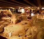 France: Paris Crypte Archaeologique