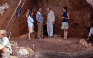 Charles higham on: Archiving historic moments in archaeology